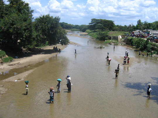 Dominican-Haitian Border
