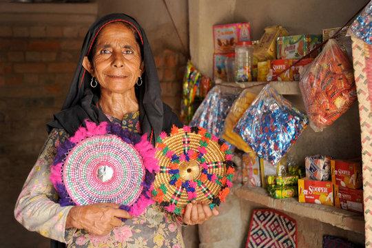 50-years-old Jindan Mai from village Truri
