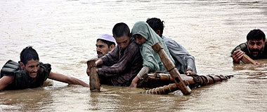 ActionAid's Pakistan Flood Relief
