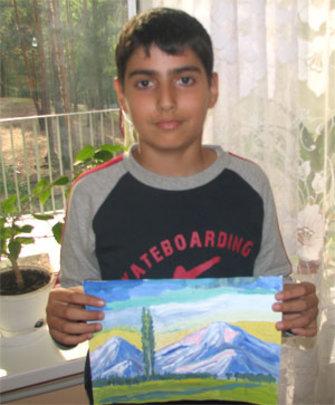 Arsen Arustamyan