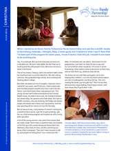 NFP Nurse - Christina (PDF)
