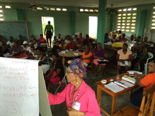 Empowerment Workshop for our Women Artisans