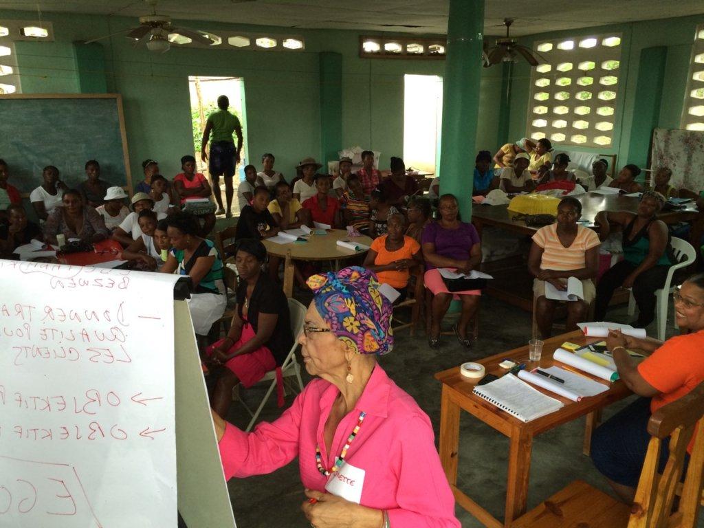 Empowerment Workshop for our Women Artisans