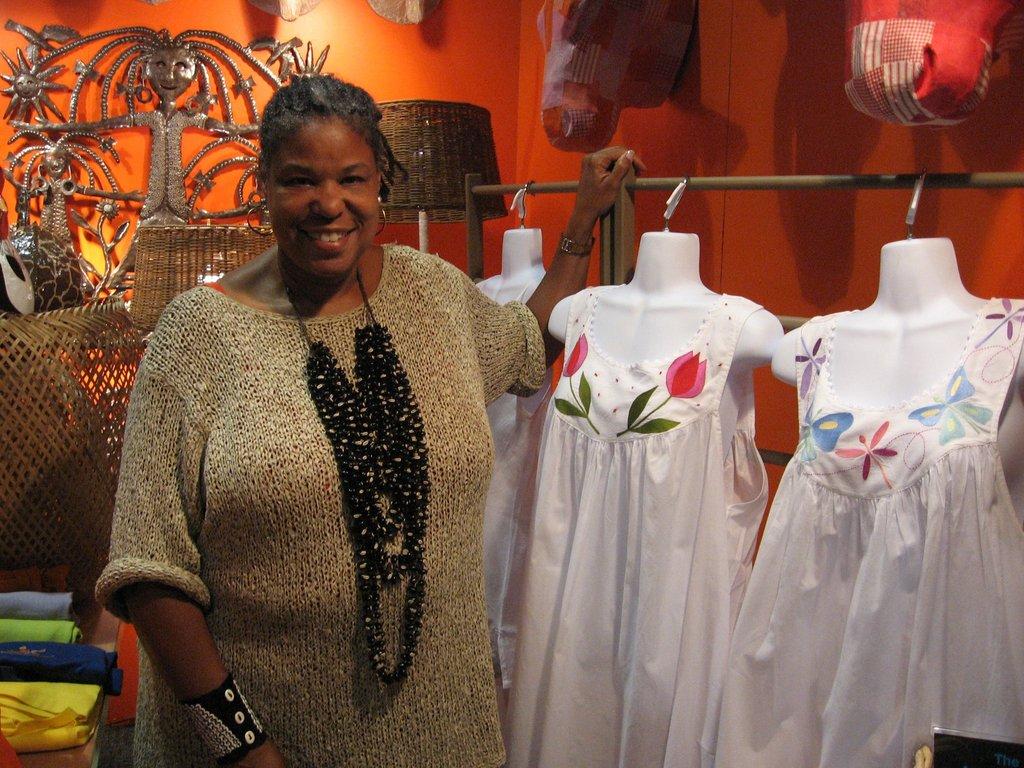 Haiti Projects at NY Gift Show