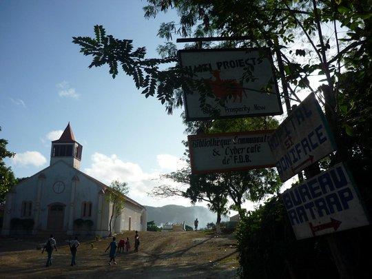 Fond des Blancs, Haiti