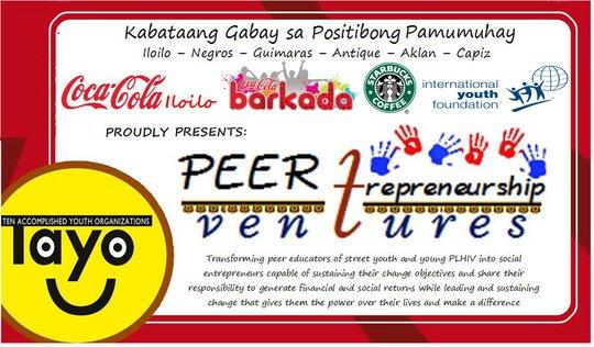 Yearn, Learn & Earn through Peer Entrepreneurship