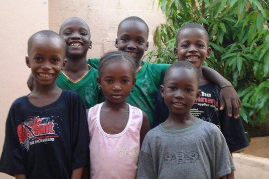 ACFA-Mali's children