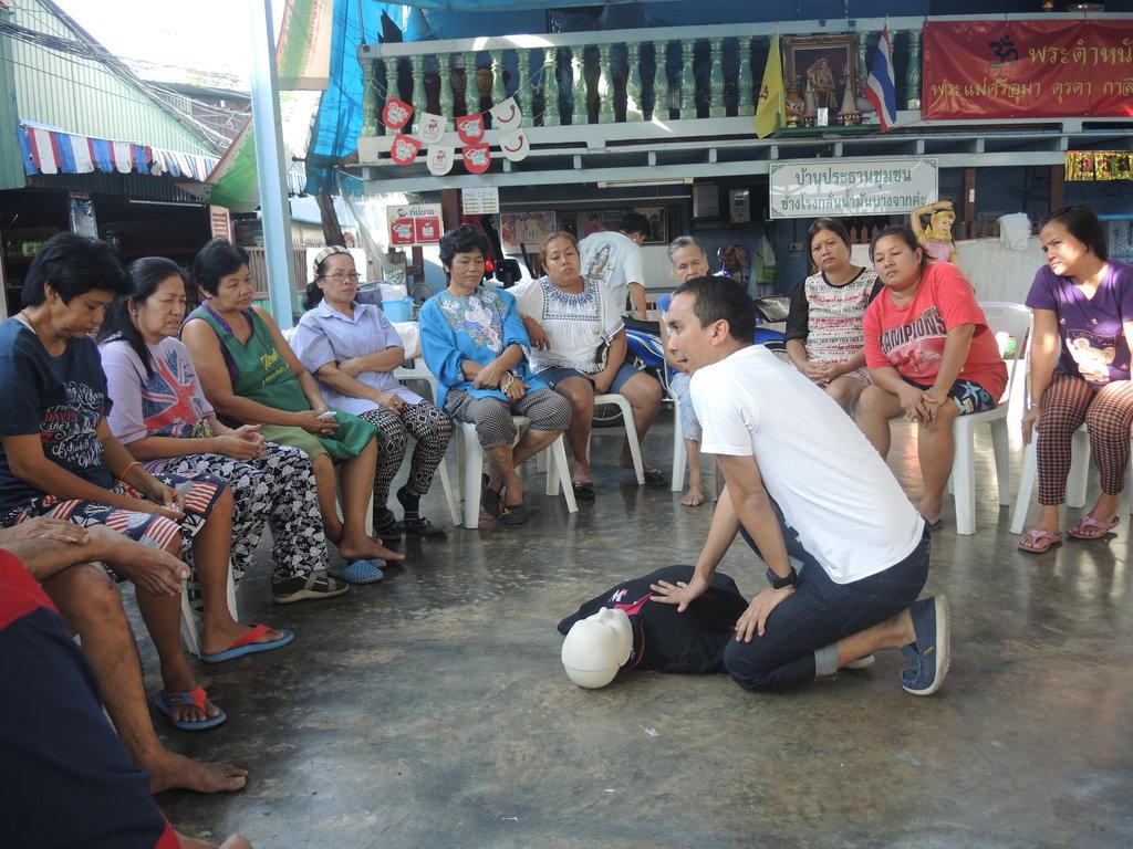 Empowering women in local communities