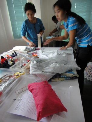 Sewing Training