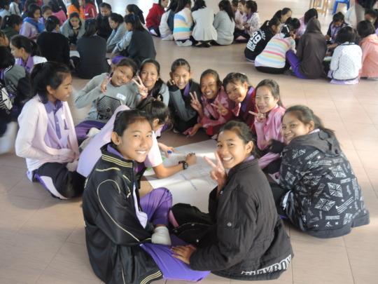 Brainstorming in Groups