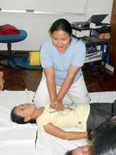 CPR and First Aid training workshop