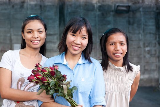 Train 7,000 disadvantaged female youth in Thailand