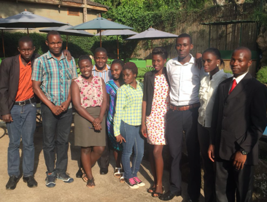 The 2016 Building Tomorrow Fellows cohort