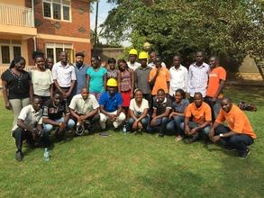 BT Uganda Staff