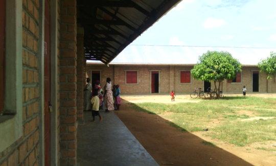 Build A School for Kids in Uganda