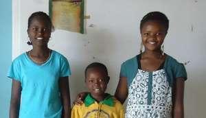 The three girls of JWHS