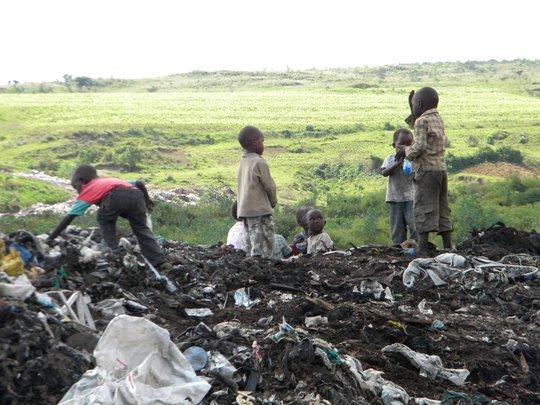 Children of the Gioto Dump