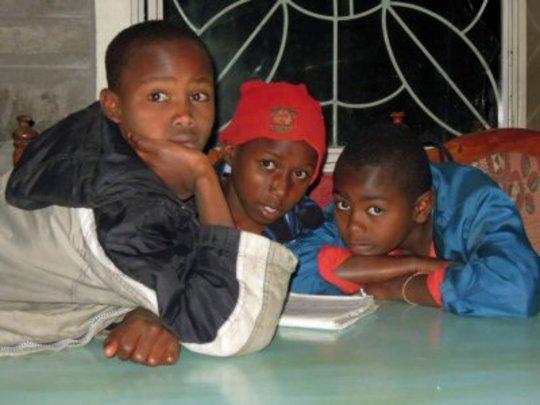 Former vulnerable children - happy at JWHS