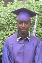 Sammy at ROHI High graduation