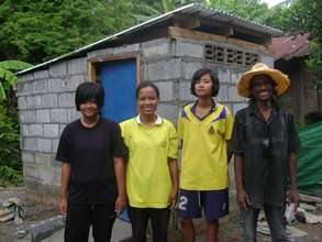 Vulnerable girls from poor family