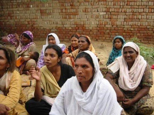 Create Economic Opportunities for Pakistani Women
