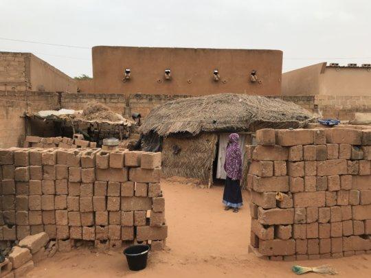 Where Habiba lives