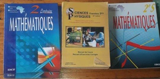 New textbooks