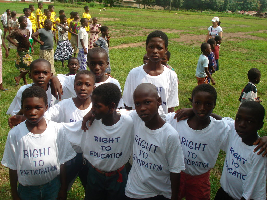 Empowering Children: The Gift of Football (Soccer)