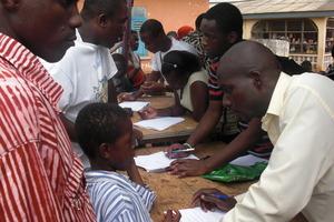 Stop Malaria Campaign II - NHIS (Wiomuah)