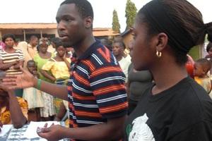 Stop Malaria I Impact Survey (Tim & Mureji)