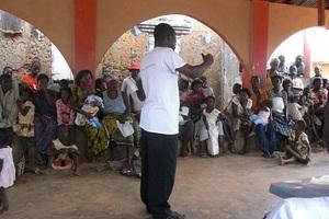 Stop Malaria Campaign II - (Essiam)
