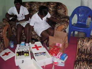 Health Nurses