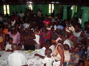 Registration of orphans and vulnerable children