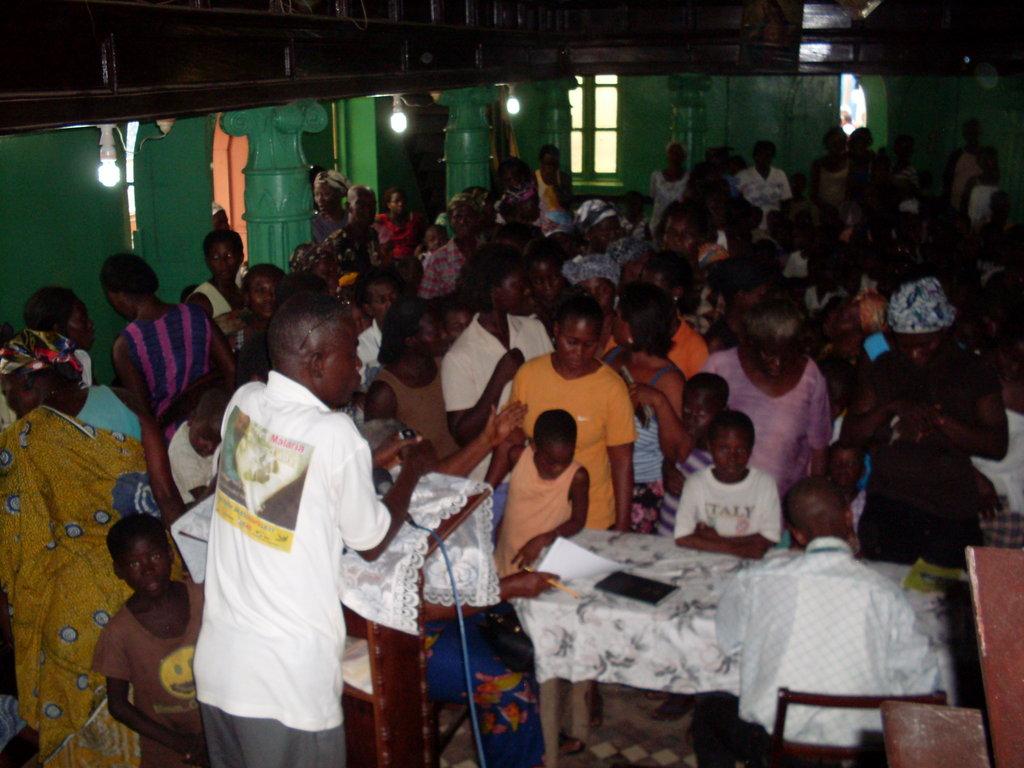 Send 1100 orphans & vulnerable to school in Ghana