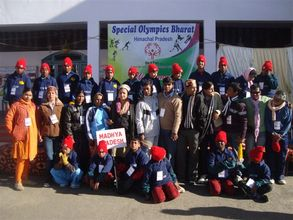 snehalaya children for special olympics