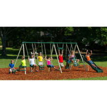 Swings For The Pre-School