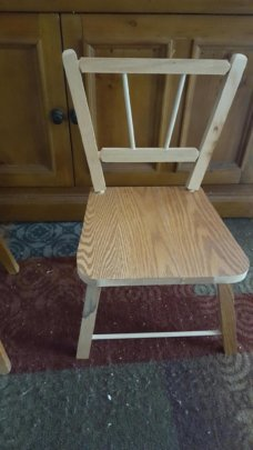 Chair For Pre-School