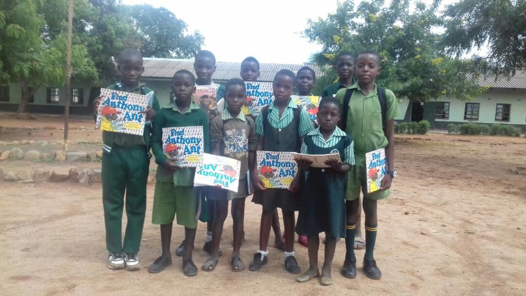 Mbeure Primary School Students Who Receive Help