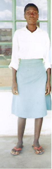 Elizabeth Musaengeni  - beneficiary