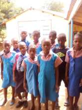 Some Of The Beneficiaries Of The Education Program