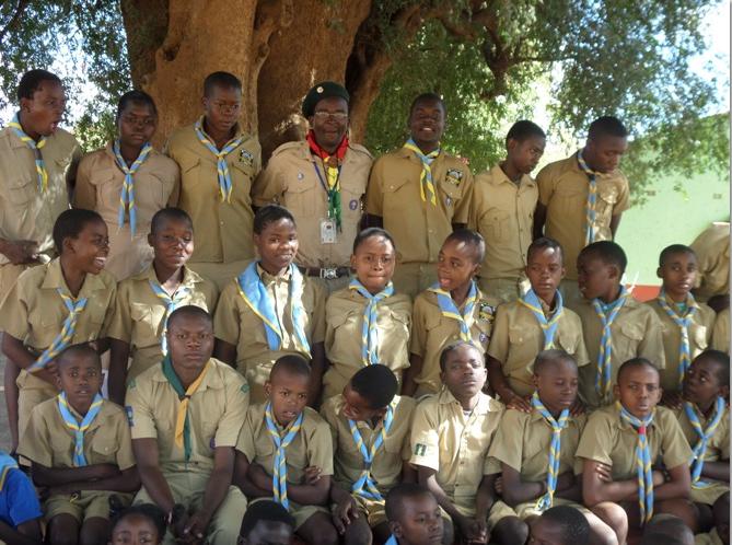 Scouting Event At Rimbi