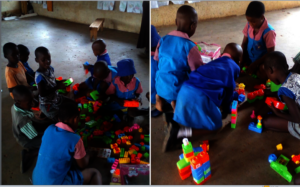 Rimbi Primary Students