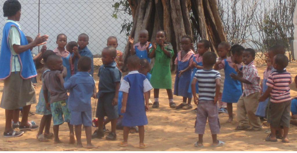 Children At Our Pre-School