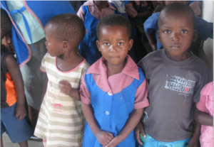 Children At Our Pre-School