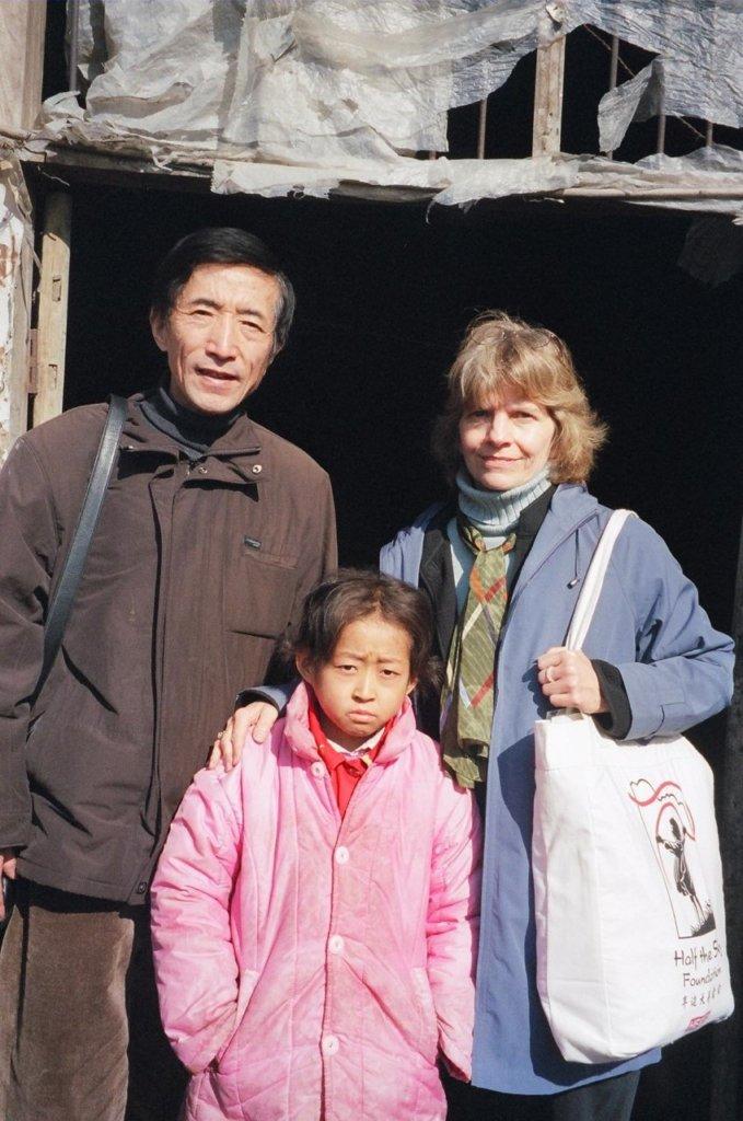 When Kay and Nan Nan first met in 11/2013