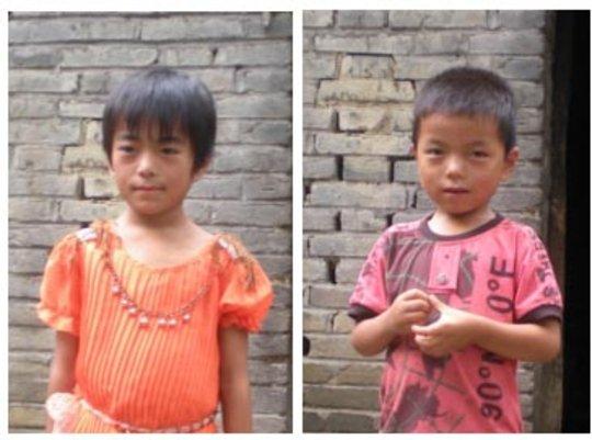 Yuting (L) & Junhao (R)