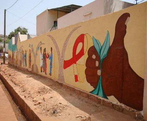 Hope Center Mural