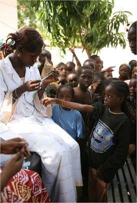 HIV Vaccine Research in West Africa