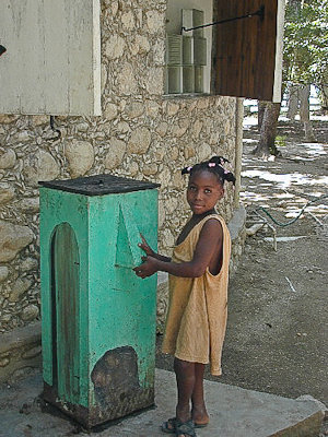Provide clean water for 100 Haitian families