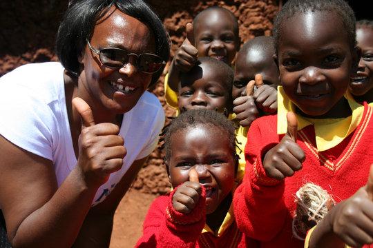 Photo: Kenya 2007 Margaret Aguirre